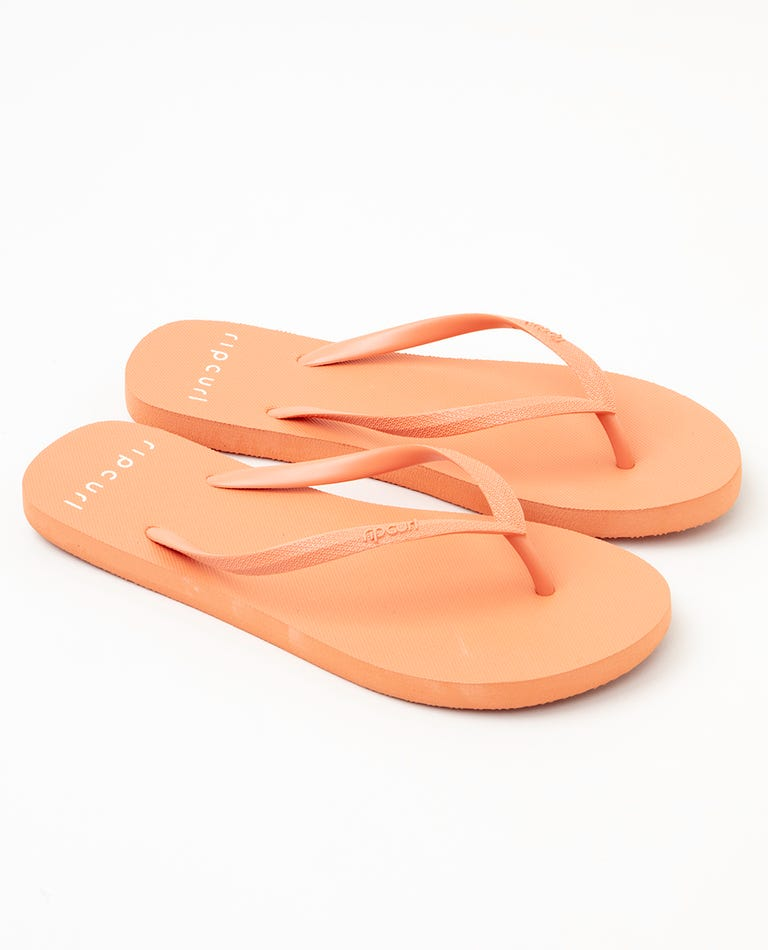 Bondi Sandals in Apricot