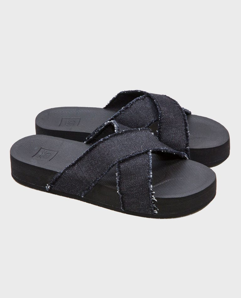 Sunrise Sandals in Black