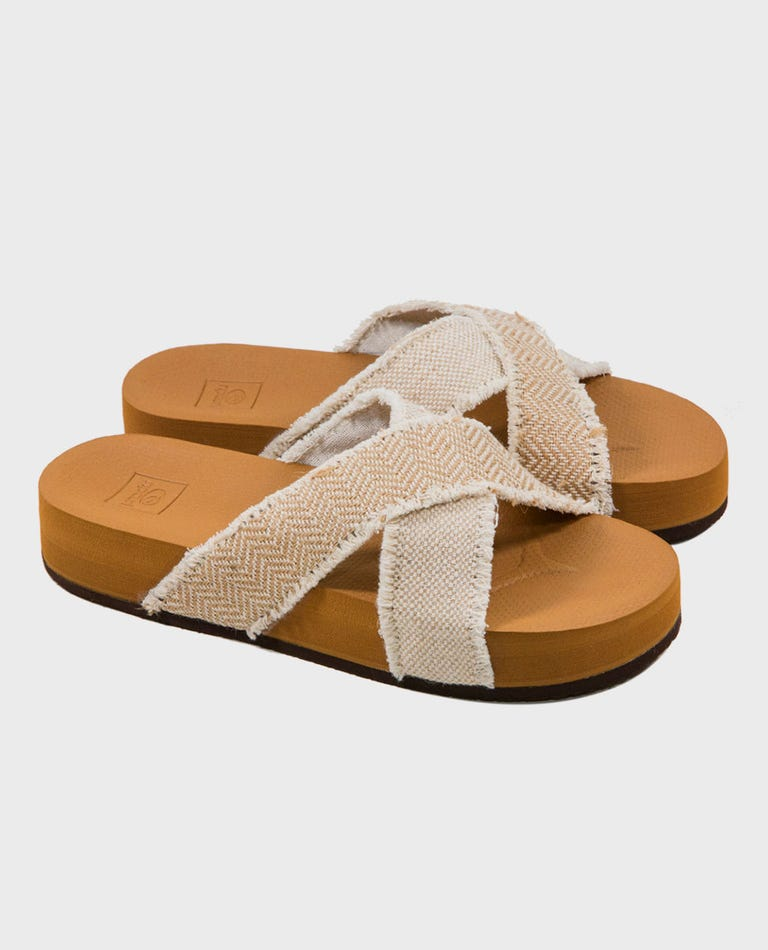 Sunrise Sandals in Natural