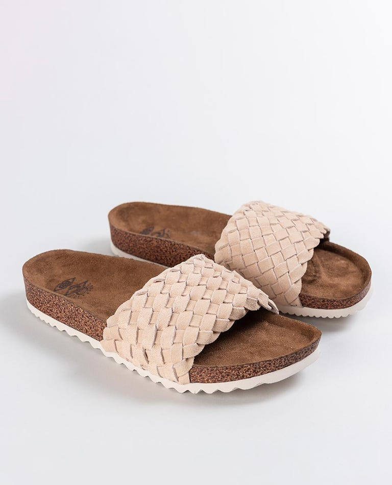 Marbella Sandals in Nude