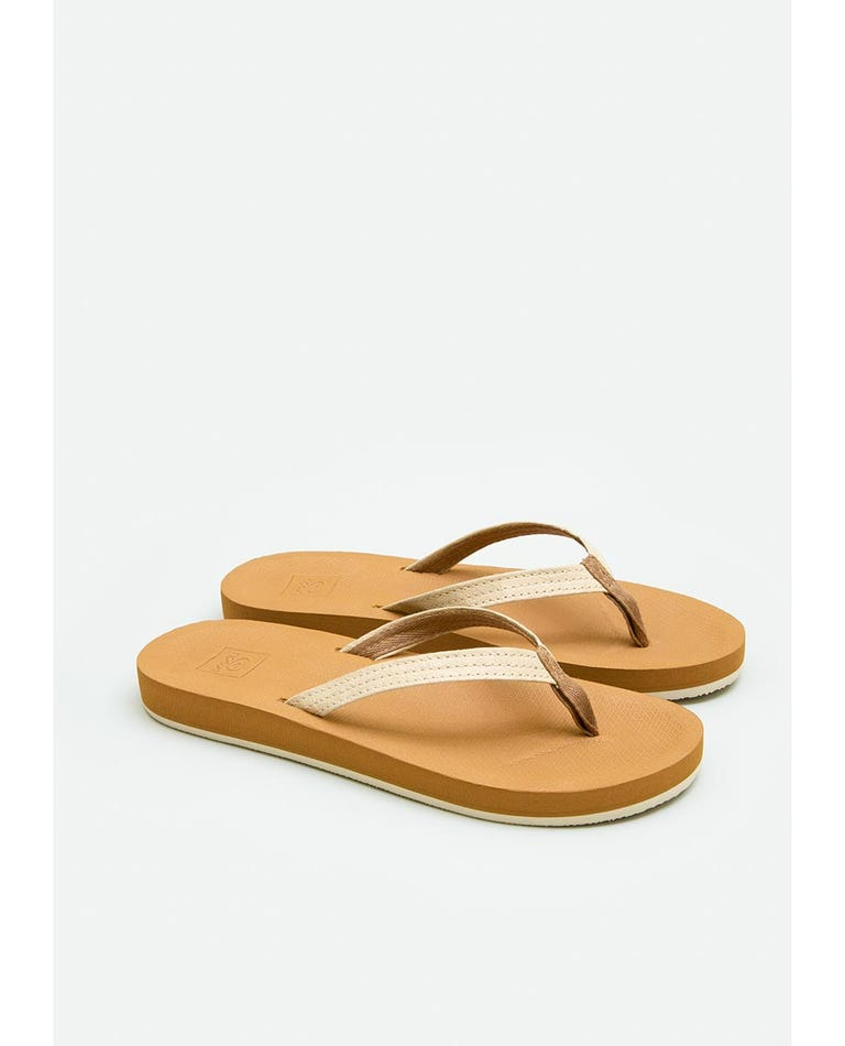 Southside Eco Thongs in Sand