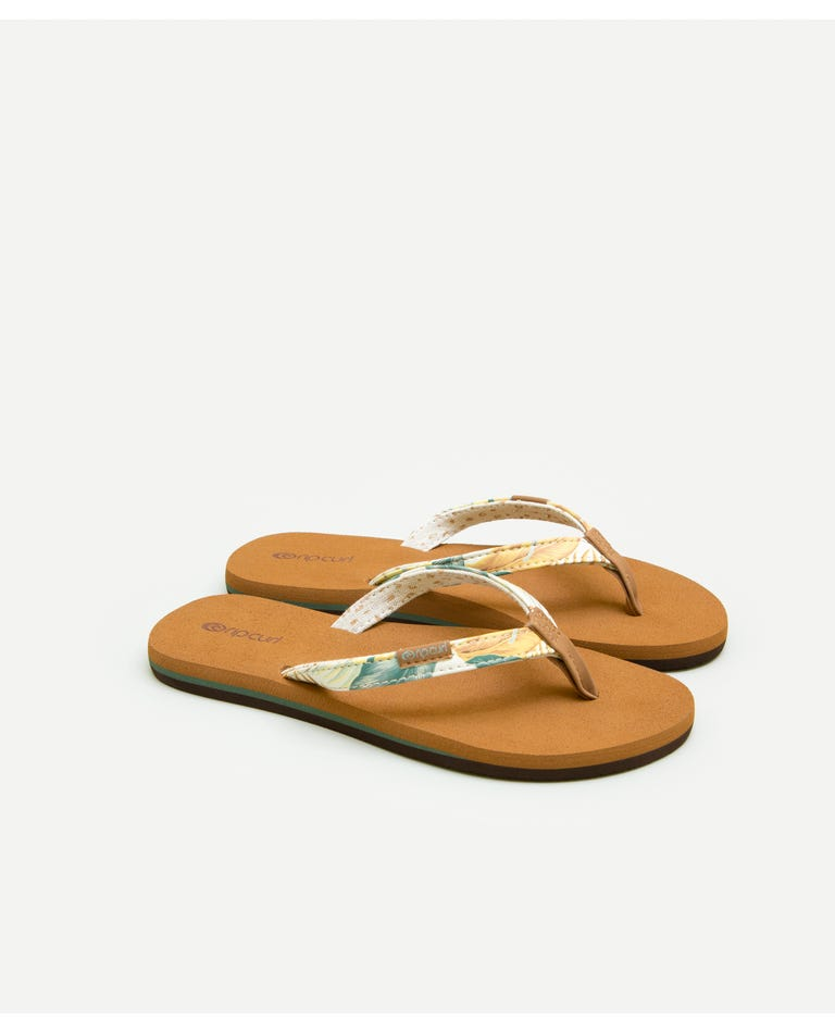 Freedom Sandals in Off White