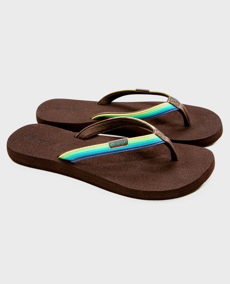 Freedom Sandals in Green