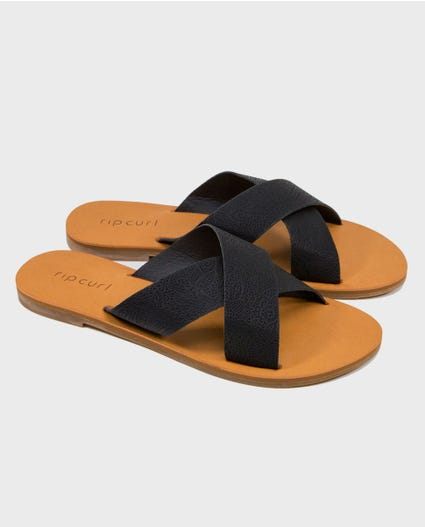 Blueys Sandals in Black