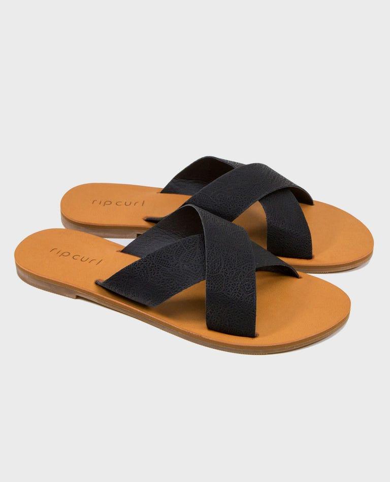 Blueys Sandals in Black