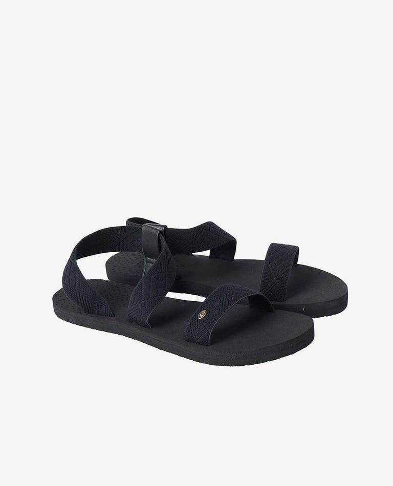 P-Low Paradise Sandals in Black