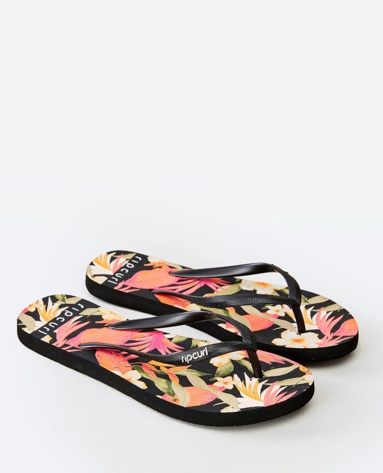 North Shore Sandal in Black