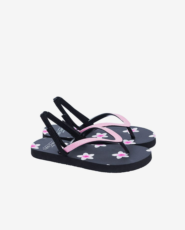 Mischa Groms Toddlers Thongs in Pink