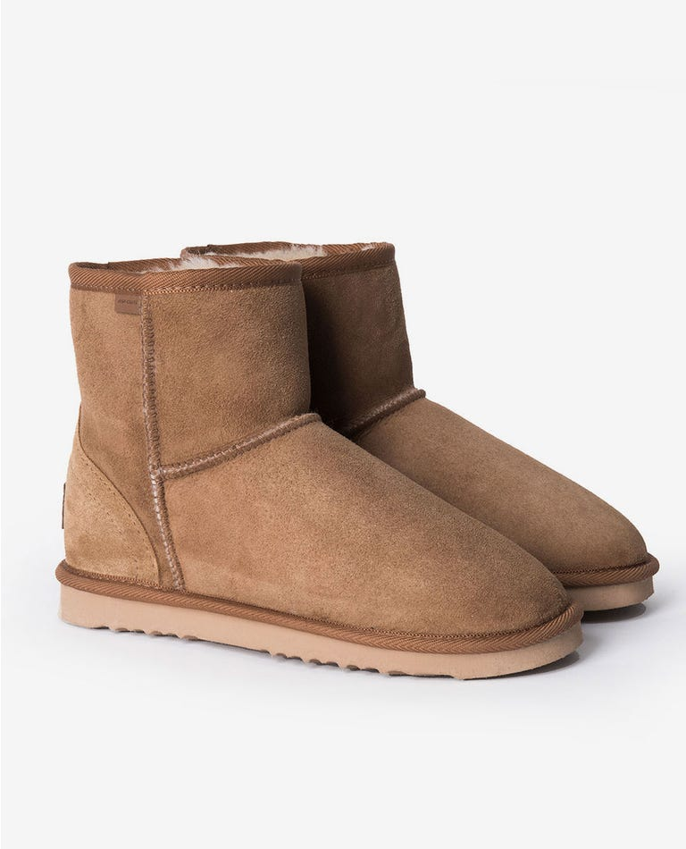 RC Classic Short Ugg Boot in Chestnut