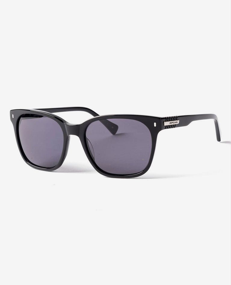Hollaback Sunglasses in Black