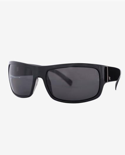 Raglan 8 Polarized Sunglasses in Black