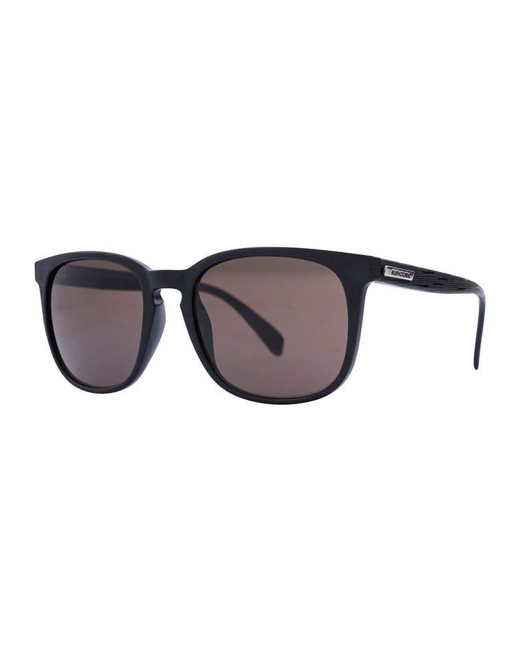Mysto Sunglasses in Matt Black