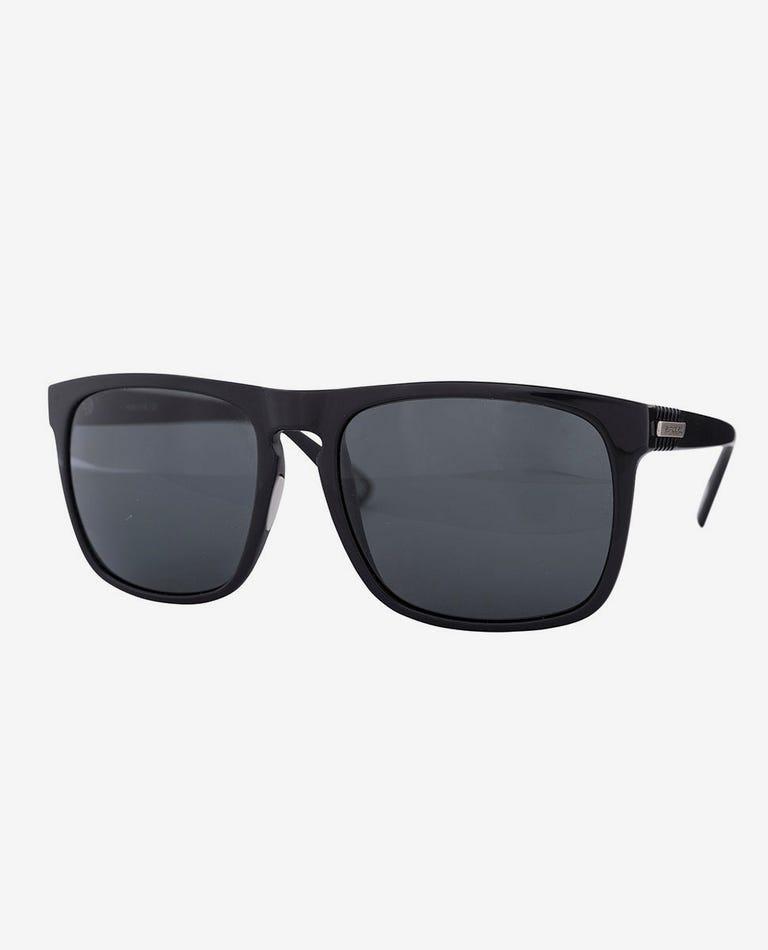 Century Polarized Sunglasses in Black