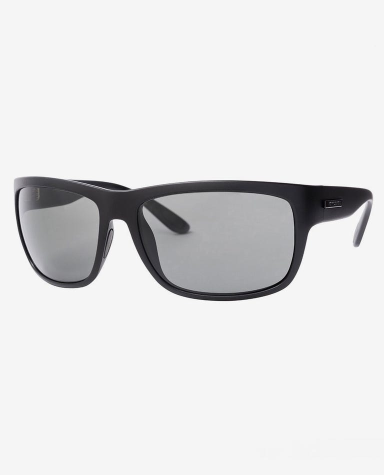 Glide Polarized Sunglasses in Black