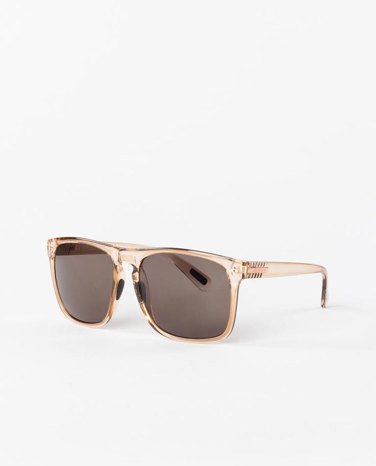 Century Sunglasses in Champagne Beige