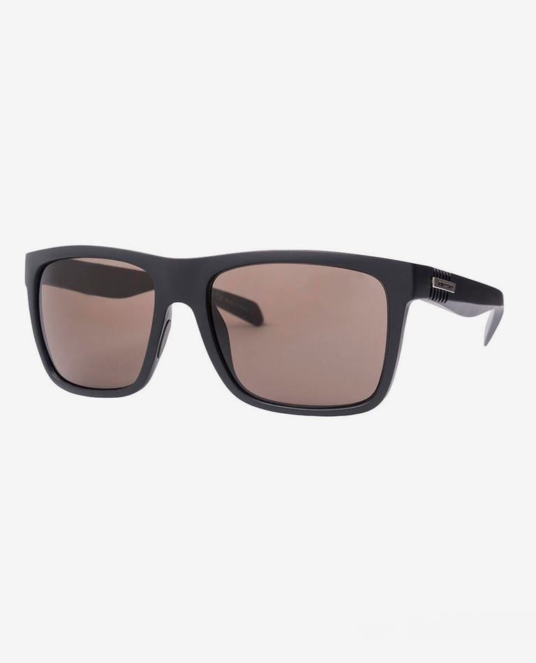 Dazed Bio Sunglasses in Matt Black