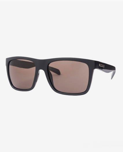 Dazed Bio Sunglasses in Matt Black