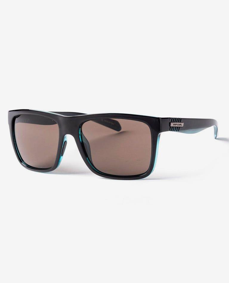 Dazed Sunglasses in Black/Blue