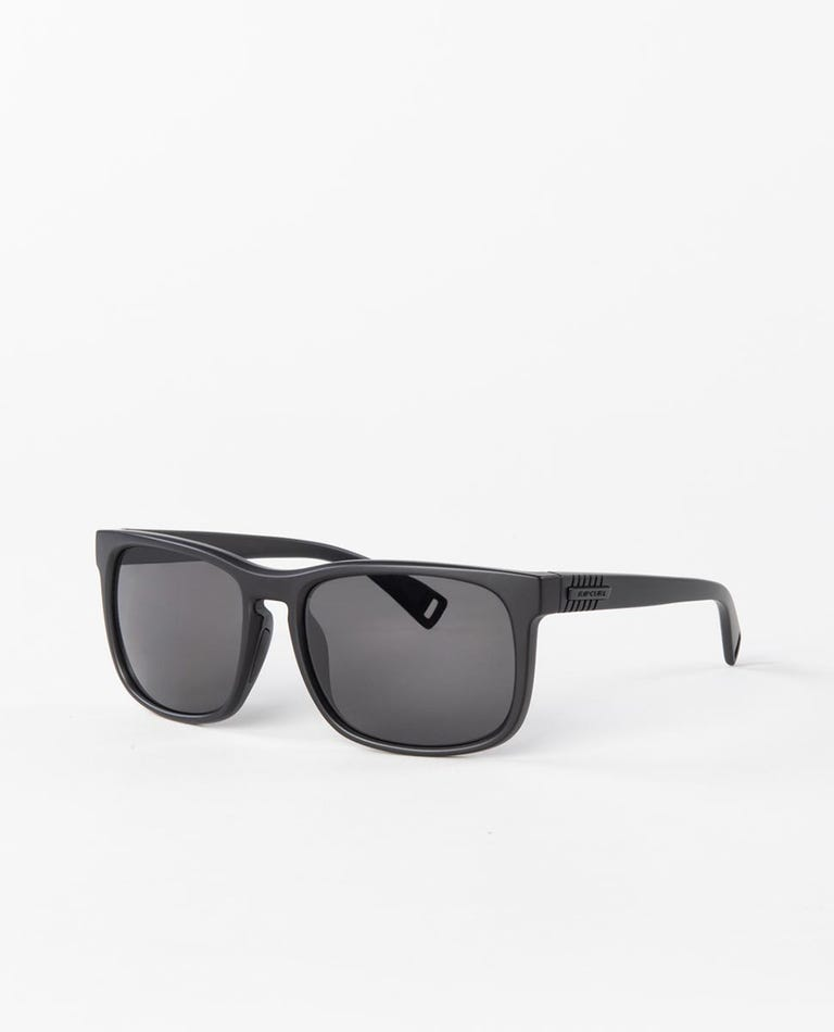 Varial Polar Glass Sunglasses in Matt Black