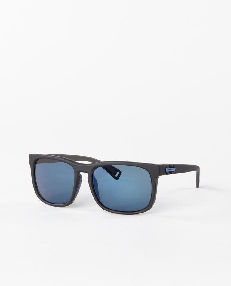 Varial Tri-Pel Polar Sunglasses in Black/Gun