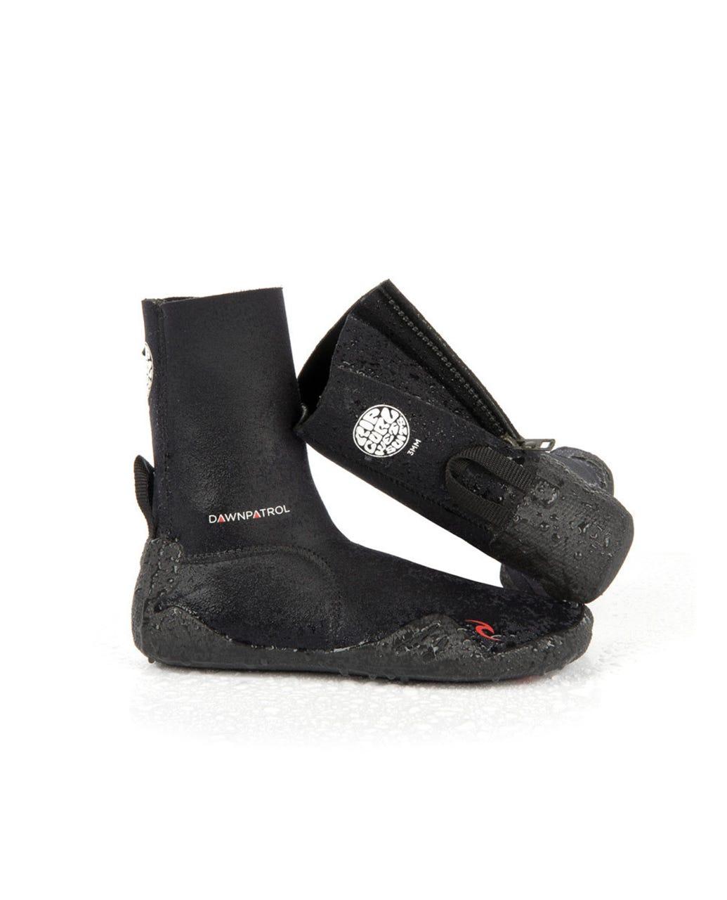 3mm Kid/'s Rip Curl DAWN PATROL Round Toe Boots