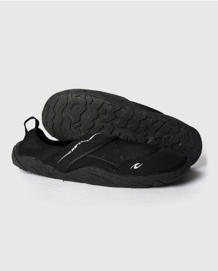 Junior Reefwalker Booties in Black
