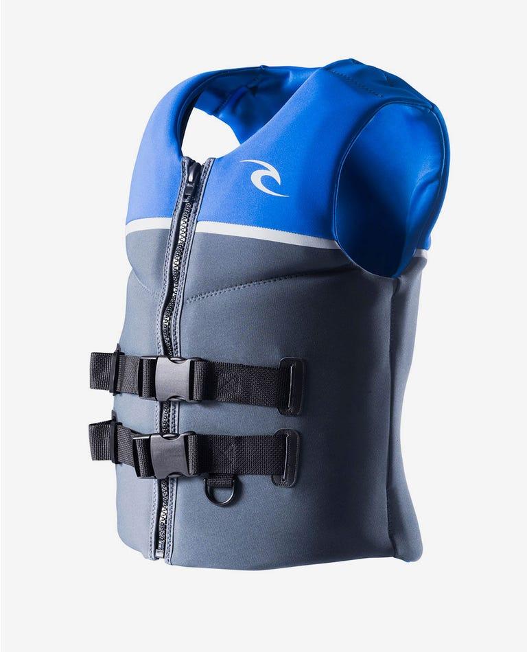 Omega Buoyancy Vest in Blue