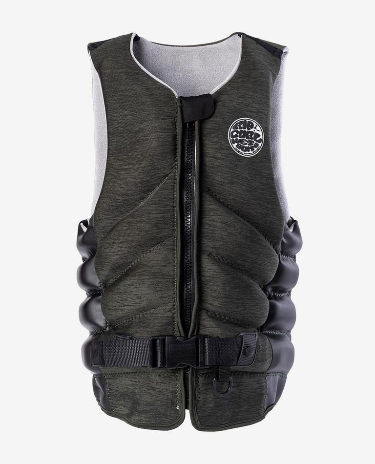 Flashbomb Buoy Vest in Khaki