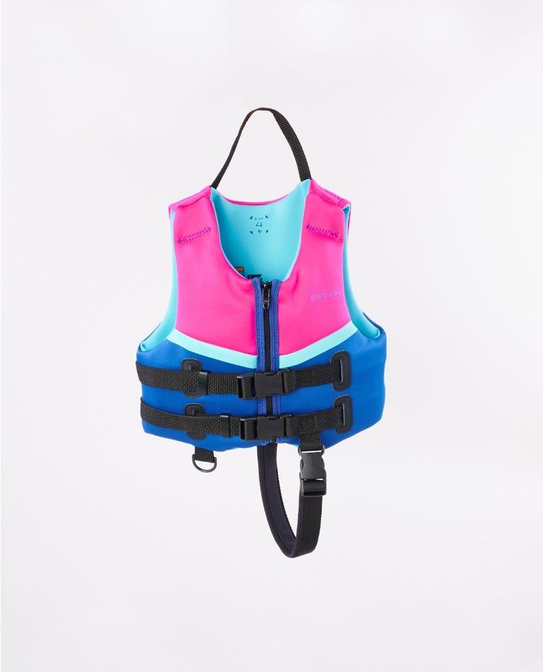Junior Omega Buoy Vest in Pink