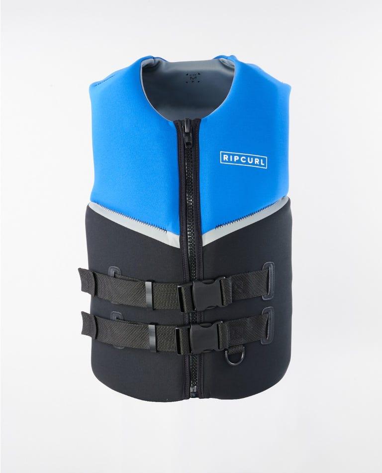 Omega Buoy Vest in Blue