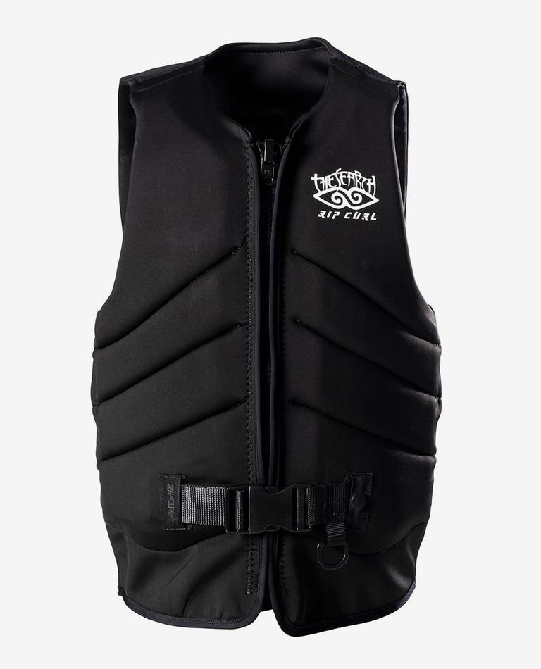 Dawn Patrol Pro Buoyancy Vest in Black