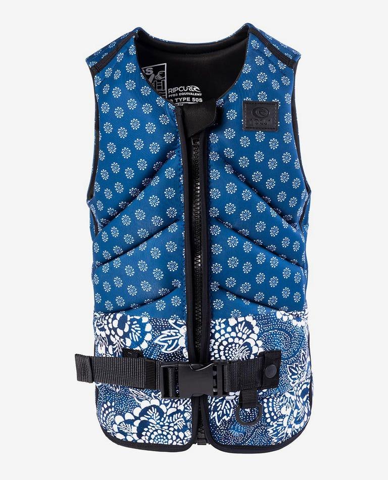 Womens Dawn Patrol Pro Buoyancy Vest in Blue
