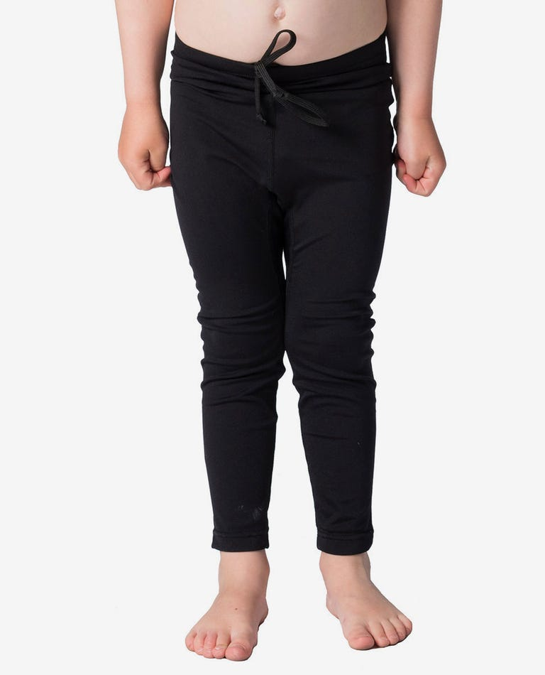 Groms UV Rashy Surf Pant in Black
