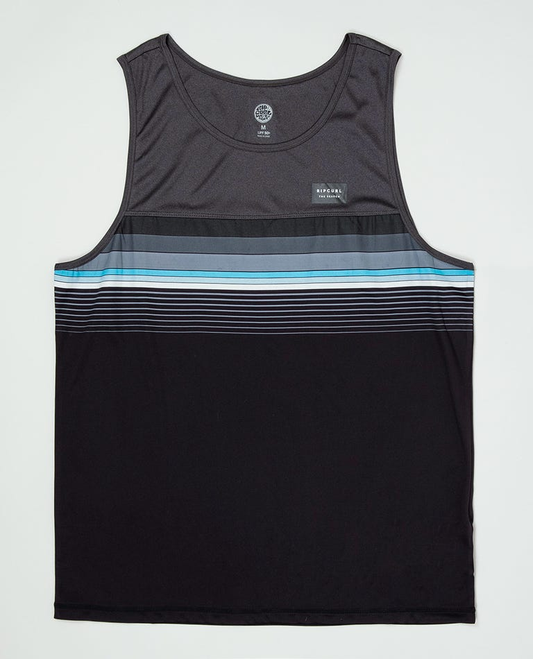 Rapture Surflite Tank  in Black