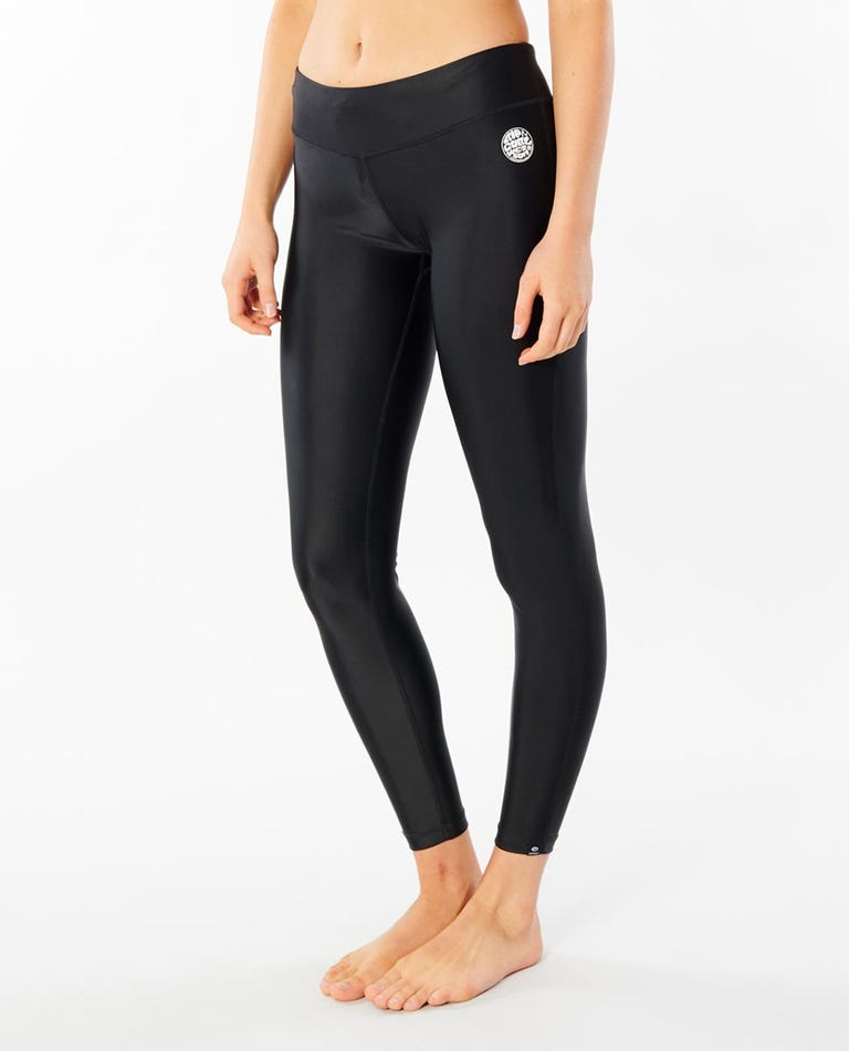 Womens UV Surf Pant in Black