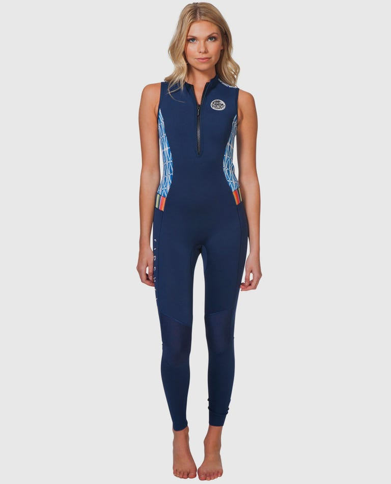 G Bomb 1.5mm Long Jane Wetsuit in Blue