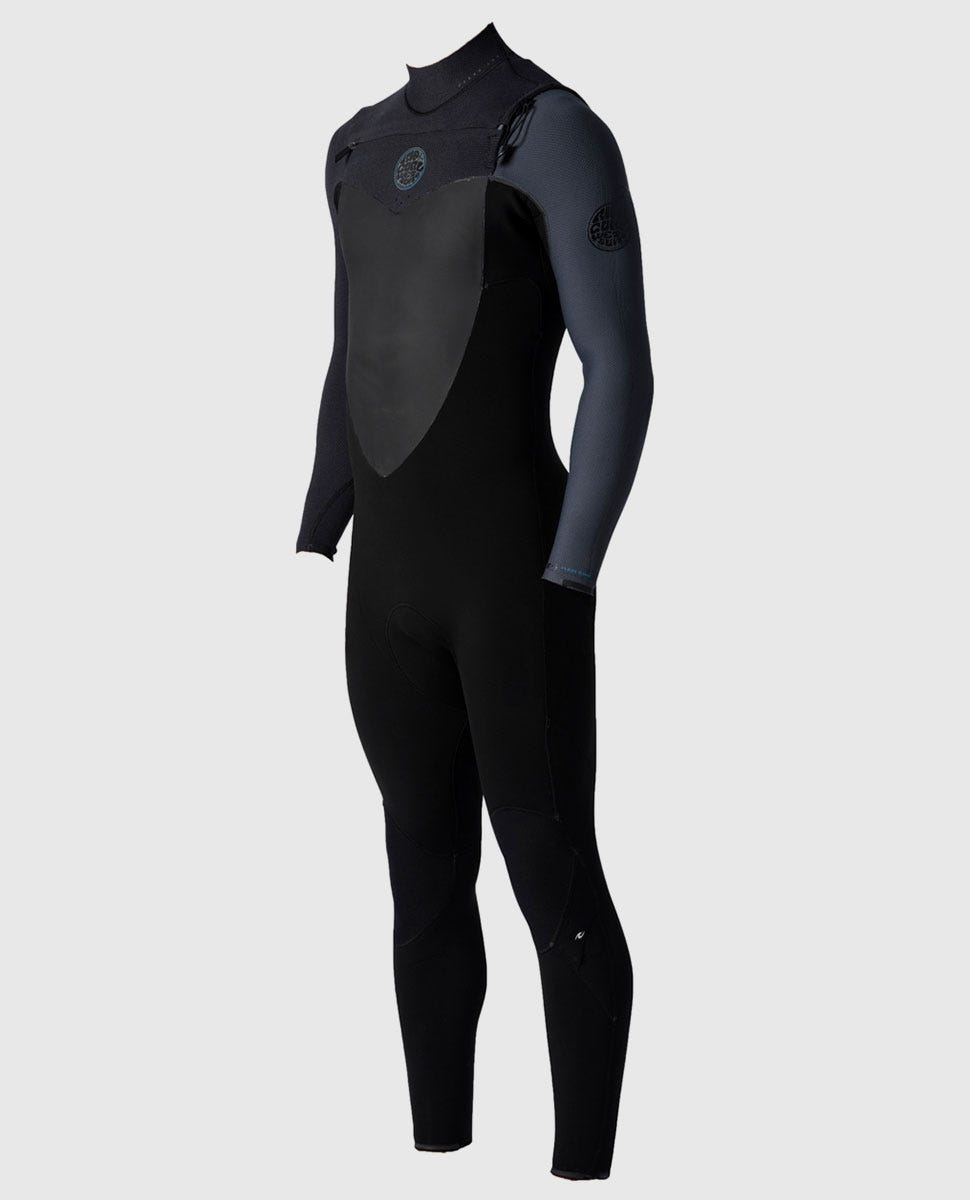 2a1e939a6b07 Flashbomb 3/2 Chest Zip Wetsuit | Rip Curl
