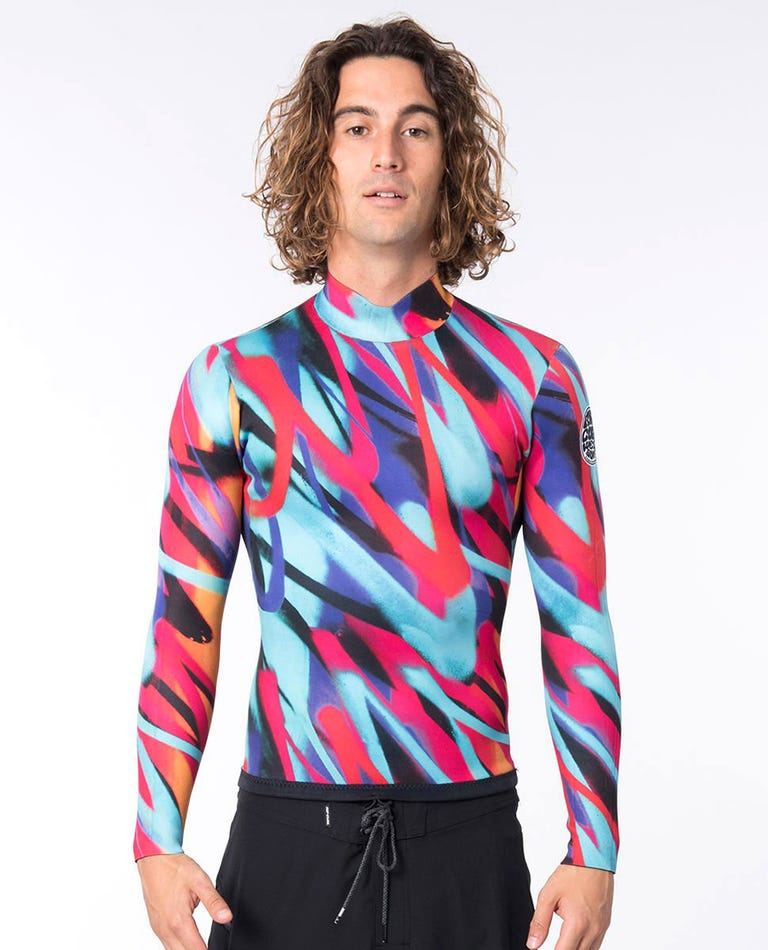 Mad Steez Wetsuit Jacket in Multico
