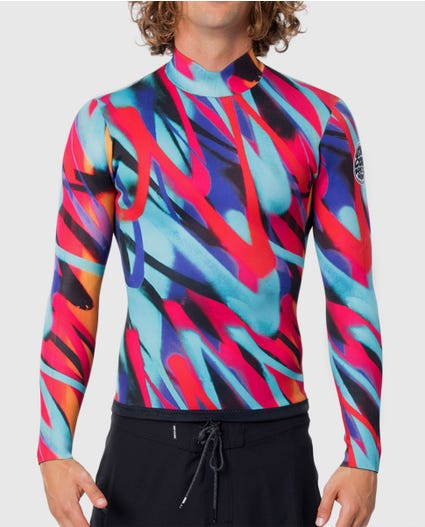 Mad Steez Wetsuit Jacket in Multi Color