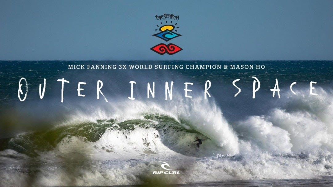 """The Search Wins """"Best Series"""" At The 2018 Surfer Poll"""