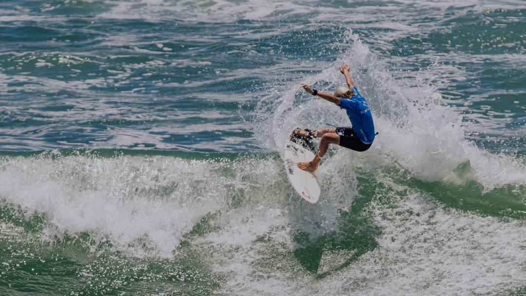 Six Champions crowned at Coolum Beach on the final day of the 2020 Rip Curl GromSearch