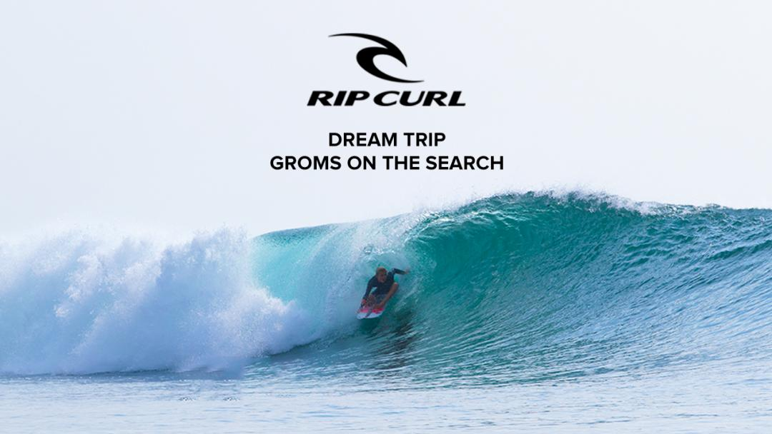 Dream Trip: Groms On The Search