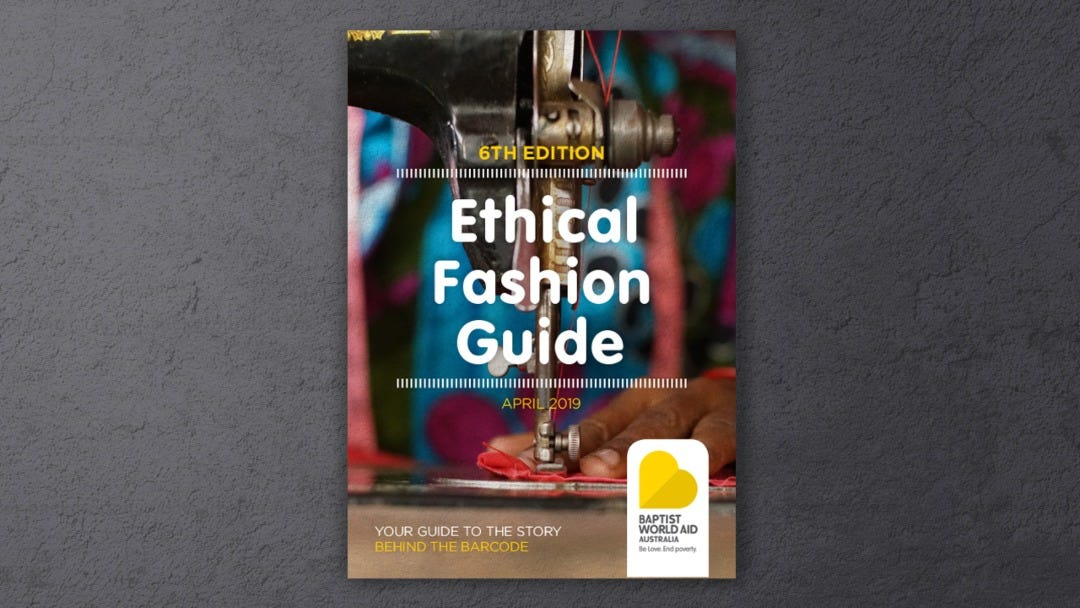Rip Curl Is Pleased To Announce B+ Score In The 2019 Ethical Fashion Report