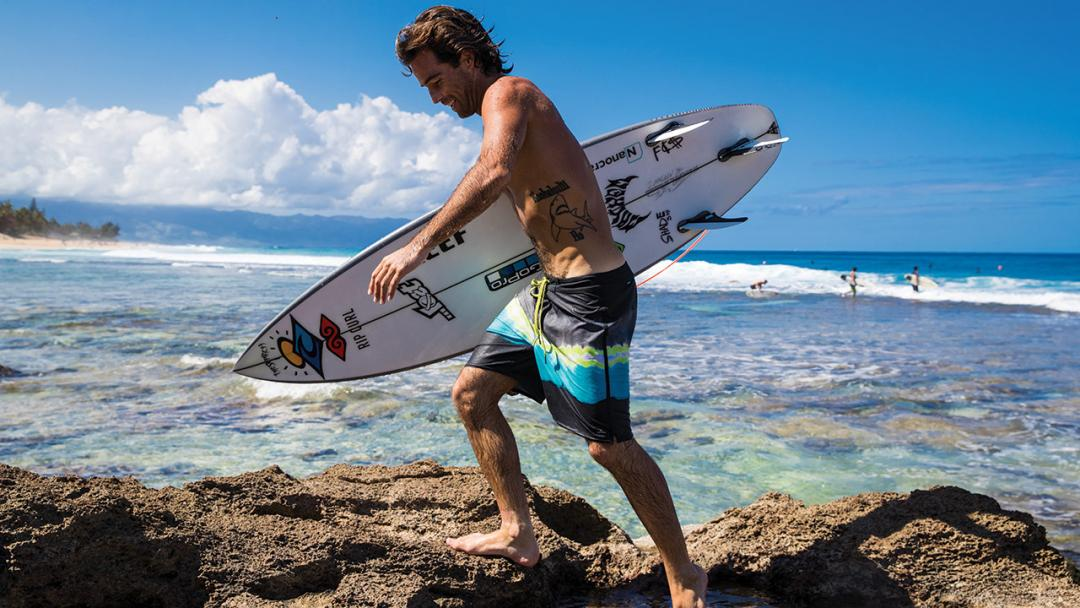 Mason Ho And Rip Curl Bring You: The Surf Heads Collection