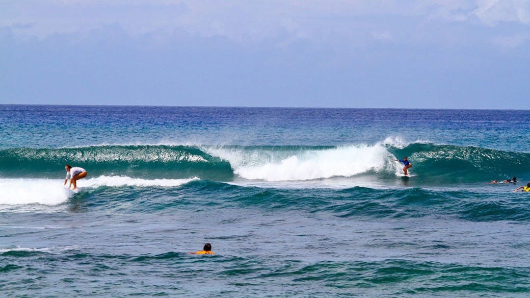 The Rip Curl Gromsearch Heads to Hawaii for Stop 2!