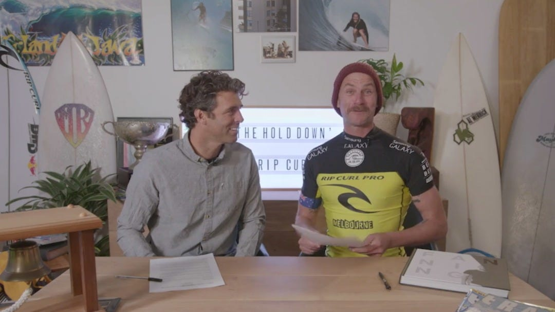 The Hold Down: Top 5 Rip Curl Pro Bells Beach Moments