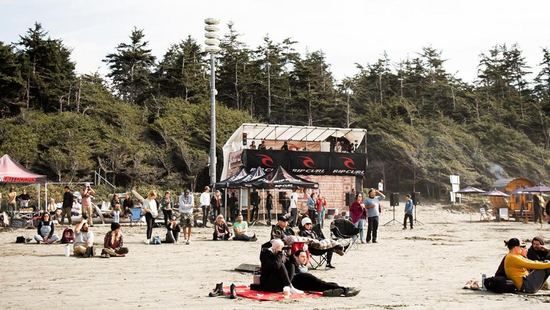 Rip Curl Sweeps the 2021 Rip Curl Tofino Pro Nationals