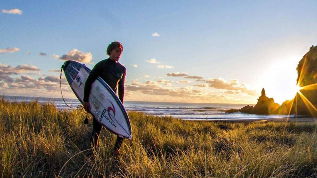 A 100% Authentic New Zealand Surf Film: 'Bro Town' from Elliot Paerata