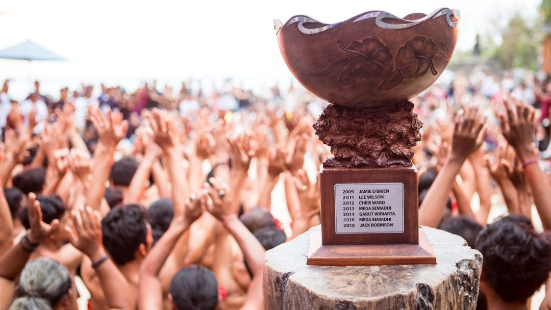 16 Invitees Announced At Rip Curl Cup Opening Ceremony