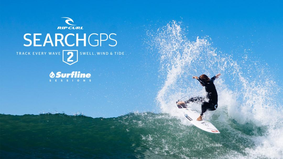 A SearchGPS x Surfline Session Strike Mission: Conner Coffin